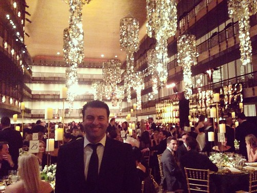 David Serero guest at the prestigious Gala of the School of American Ballet by Van Cleef & Arpels at the David Koch Theater on Lincoln Center #americanballet #winterball #theschoolofamericanballet #lincolncenter #vancleef #vancleefarpels #vancleefandarpel