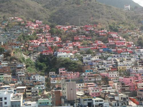 La Guaira-El Ávila-Caracas (Venezuela)