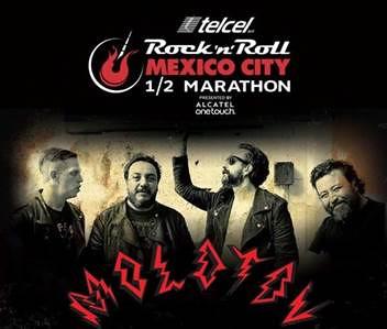 Medio Maratón Rock n Roll México