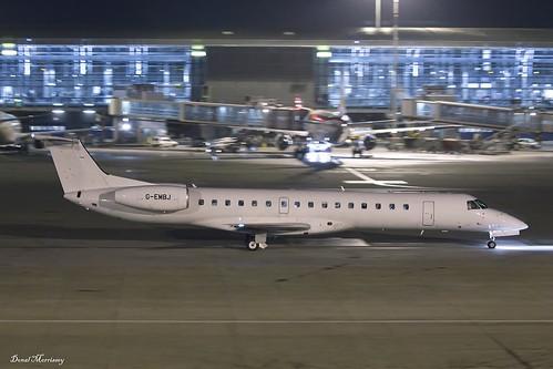 E145 - Embraer ERJ-145EU