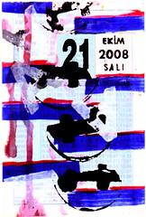 21. Ekim 2008 - 22:00 - Derya Vural