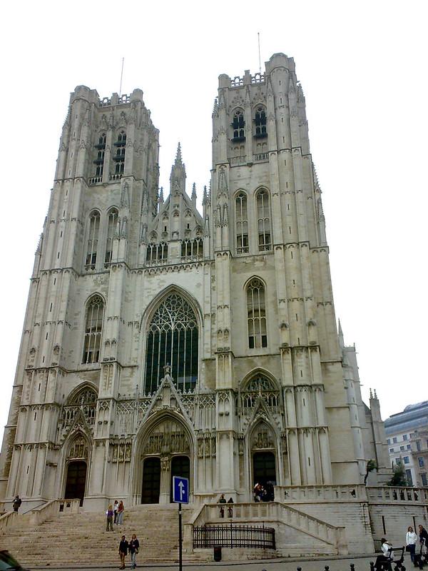 Cathédrale Saint-Michel et Gudule