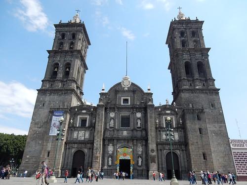 Puebla - kathedraal