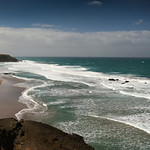 The beach - La Pared, Fuerteventura