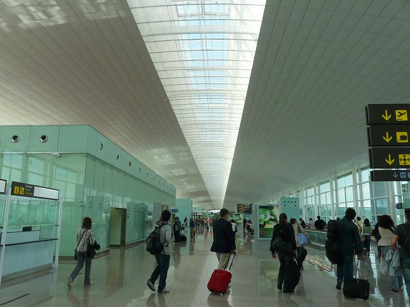 Aeroporto El Prat