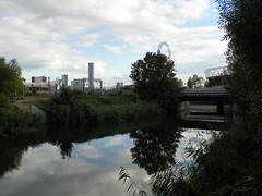 GOC Walthamstow to Stratford 221: River Lea, Queen Elizabeth Olympic Park