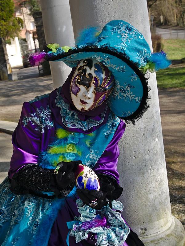 Carnaval vénitien Longwy : quelques tofs + ajouts 25510694710_40568122d6_c