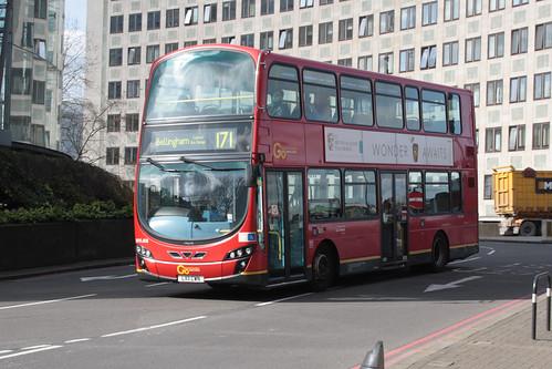 London Central WVL408 LX11CWN
