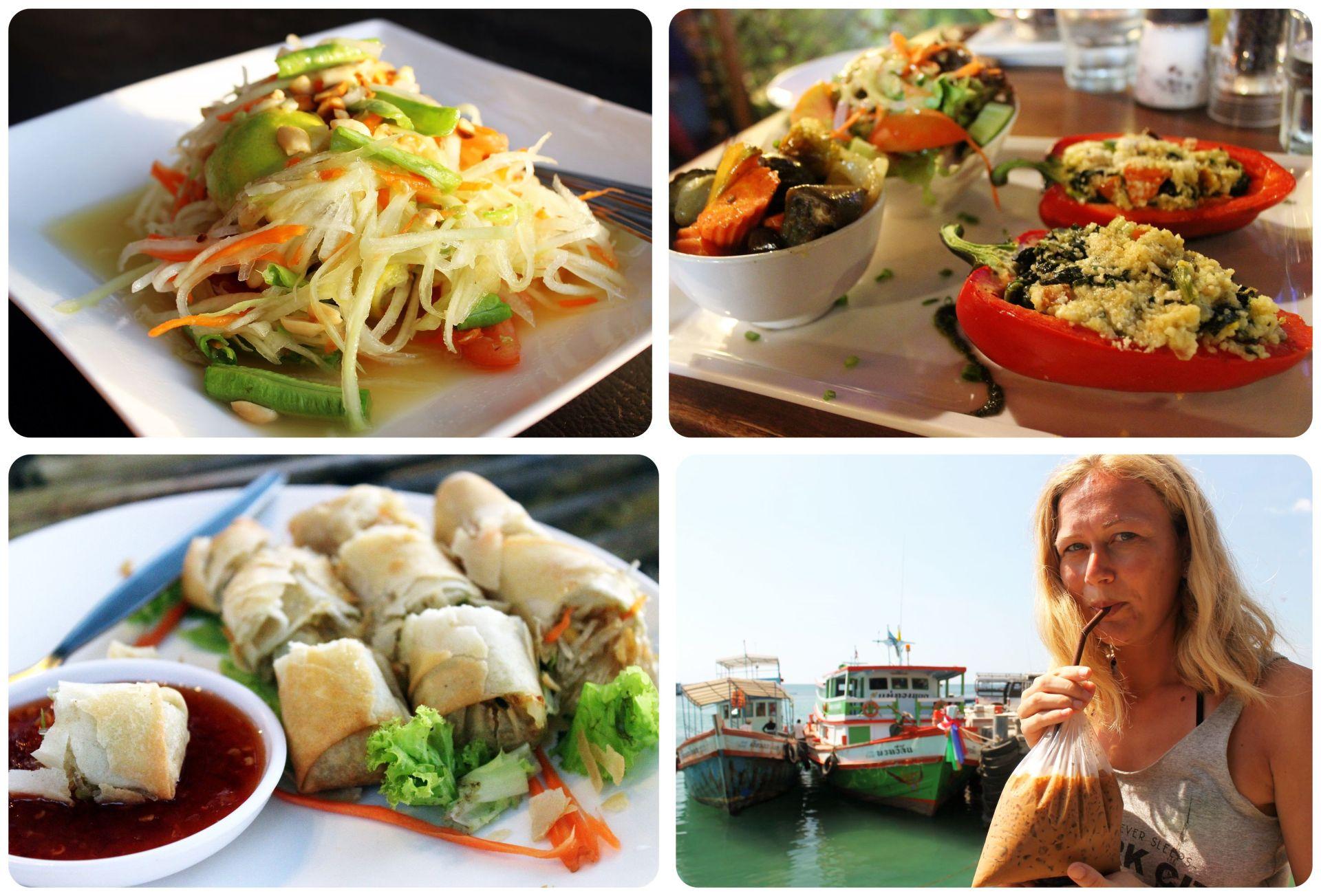 Koh Tao Food