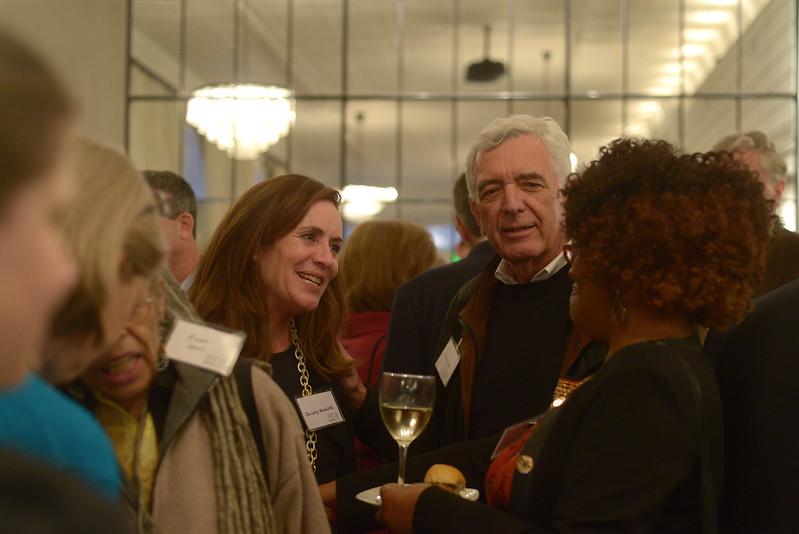 Authors' Reception