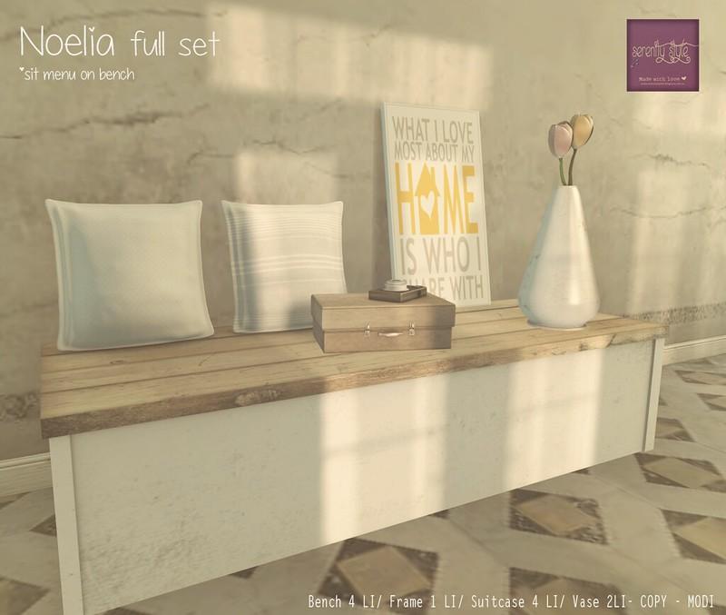 Serenity Style- Noelia set
