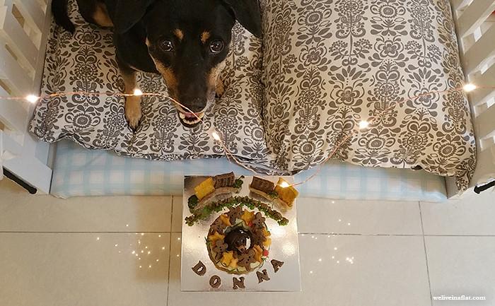 donna's Gotcha Day Bundt Cake