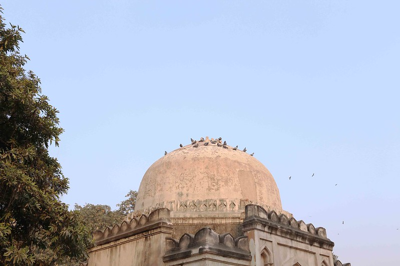 City Monument - Chhoti Gumti, Green Park