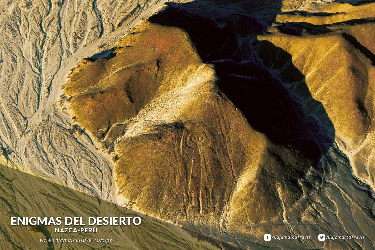 Enigmas del Desierto.