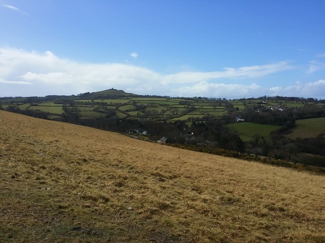 Brentor from Gibbet Hill