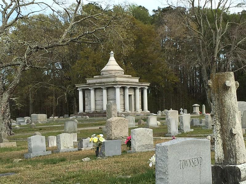 Bolling Family Mausoleum