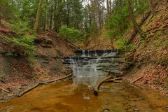 Hell Hollow, Lake Metroparks in Ohio