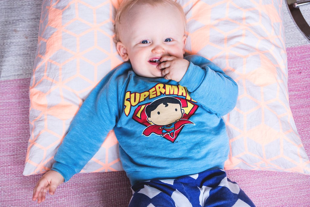 http://midis.se baby clothes bobo chooses superman sweater babyootd