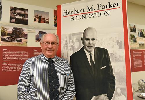 Herbert M Parker Lecture Series 2016 - Antone (Tony) Brooks