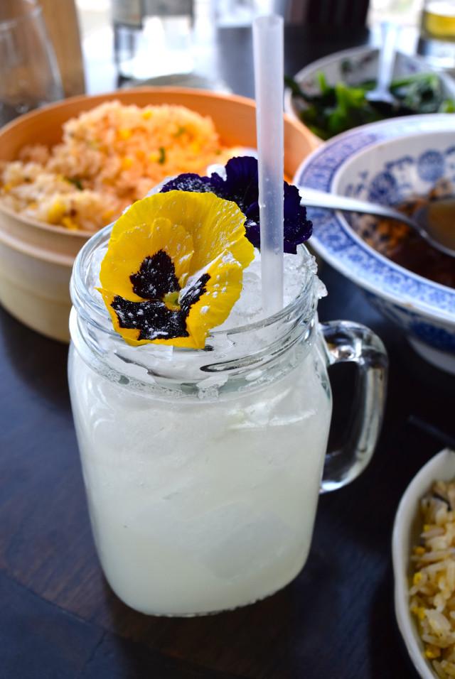 Nuwang Cocktail at Hutong, The Shard   www.rachelphipps.com @rachelphipps