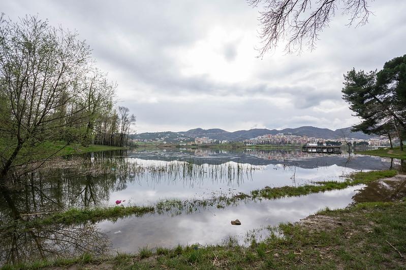 Grand Park of Tirana Lake