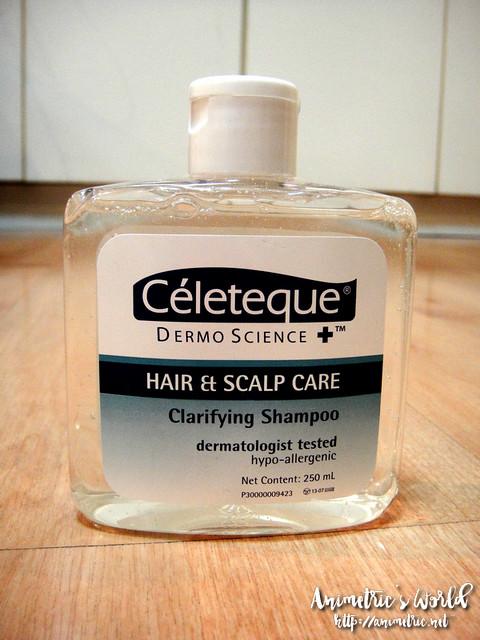 Celeteque Clarifying Shampoo Review