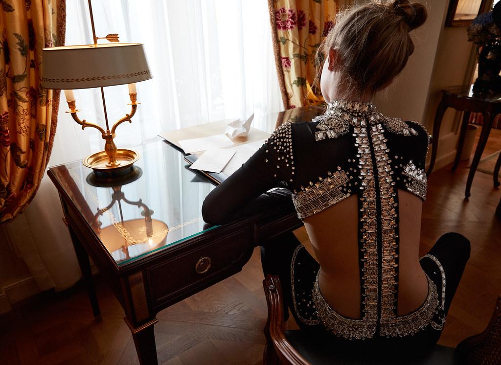 Джиджи Хадид — Фотосессия для «Vogue» DE 2016 – 3