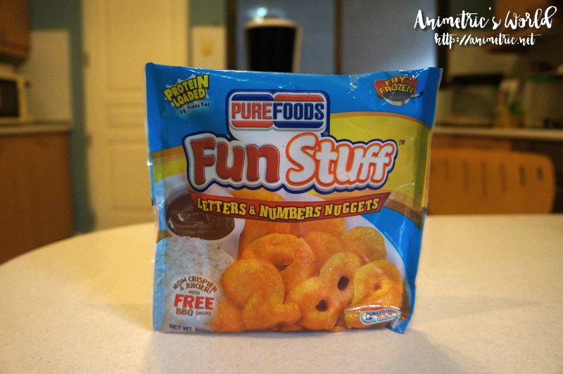 Purefoods Chicken Nuggets