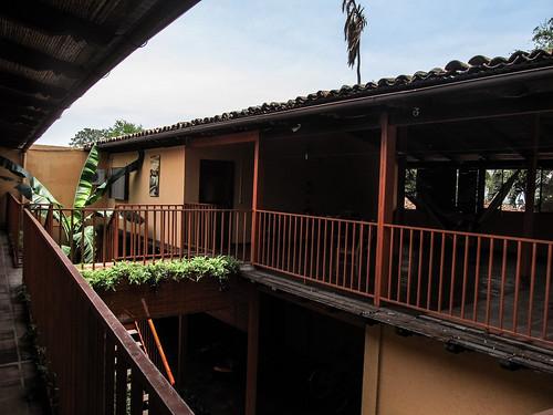 Granada: notre hotel