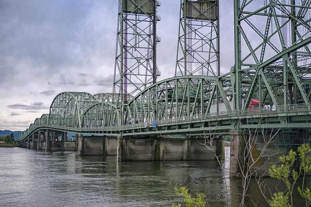 I5 Bridge Columbia River