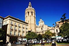 Torre Del Micalet. Valencia. Spain