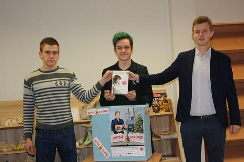 """Akcija """"Knygų Kalėdos 2015"""", 2"""