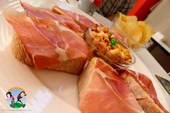 La terraza Bar de tapas En Vigo