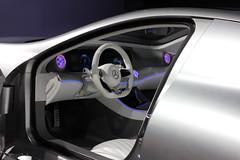 Mercedes Intelligent Aerodynamic Automobile