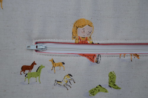 Noodlehead Maker's Tote by Poppyprint