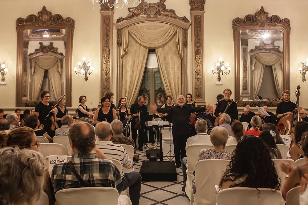 La Jolla Symphony and Chorus 2015 Concert Tour of Spain