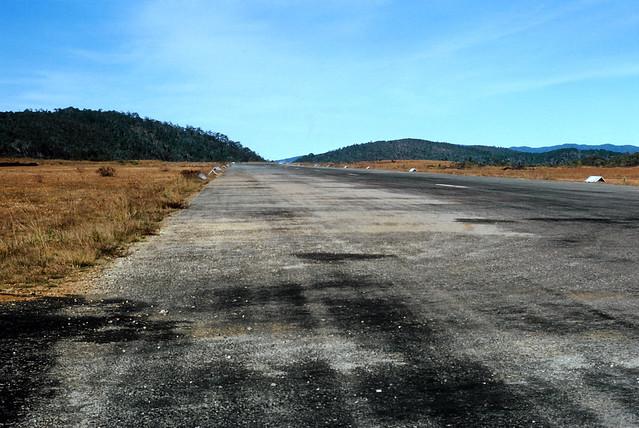 Dalat Runway - Photo by L.R.-(Dusty)-Rhodes