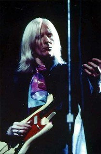 Johnny Winter Fender Mustang