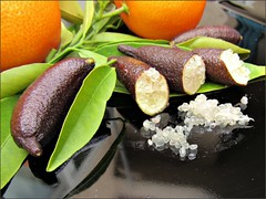 Australian Finger Limes, another view