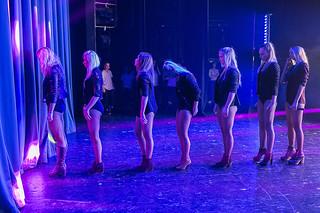 DanceAct Practice Night Christmas 2015 Showcase