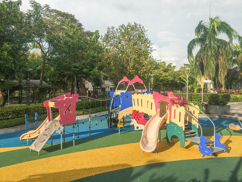 kids friendly cafe kota kinabalu
