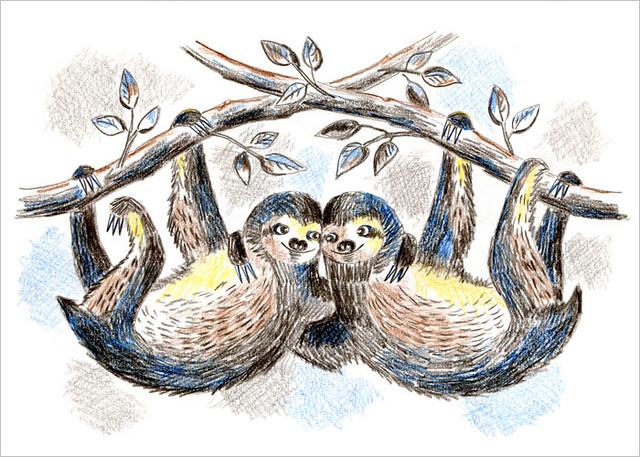 The Longest Hug / Самое долгое объятие