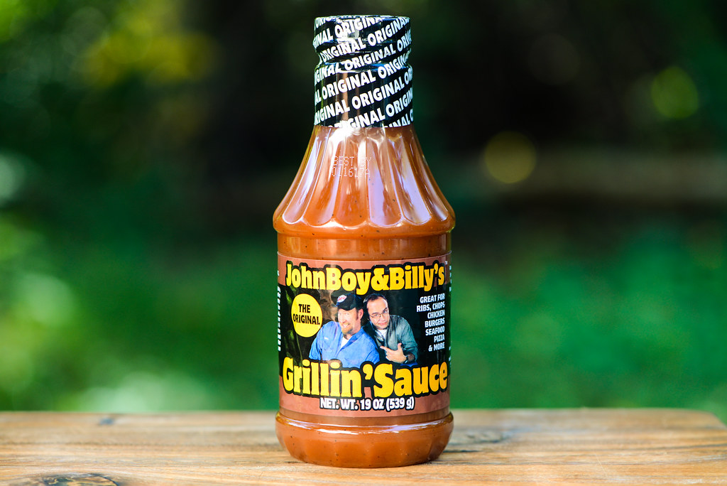 John Boy & Billy's Grillin' Sauce: The Original