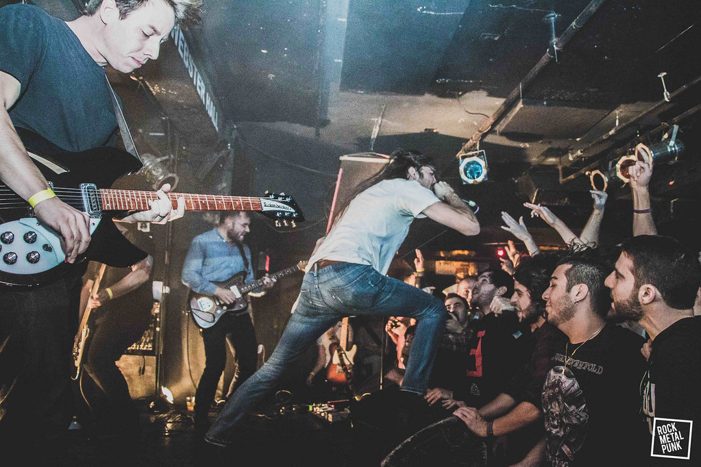 Pianos Become The Teeth // Shot by Mallory Guzzi