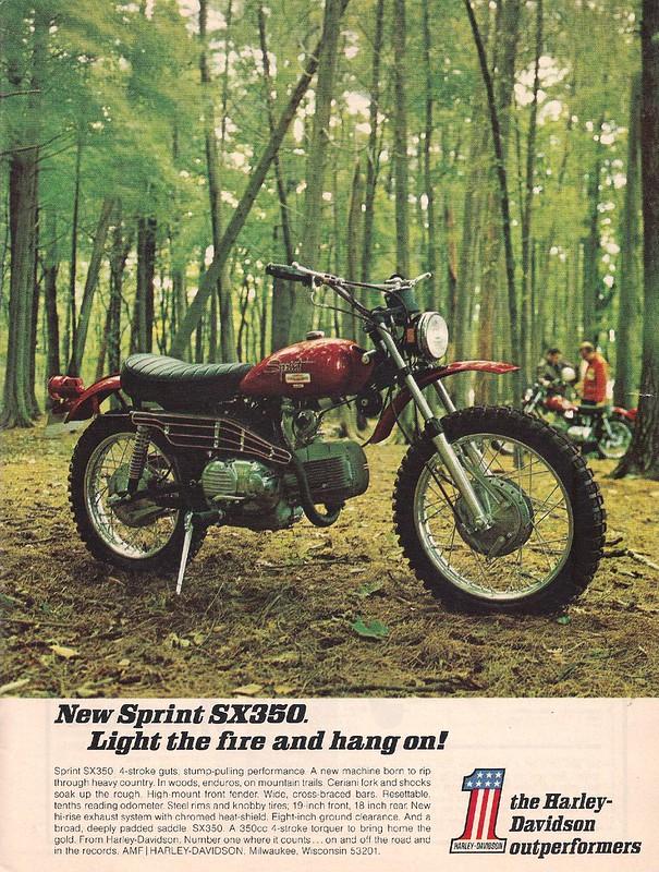 SX350 Sprint