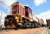 train diesel rail railway loco locomotive railyard sar junee roundhouse jrw alco diesellocomotive 852 dieselelectriclocomotive 830class goodwinalco juneerailwayworkshops juneeroundhouse alcodl531