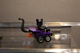 LEGO Mighty Micros 76061 Batman vs. Catwoman 5