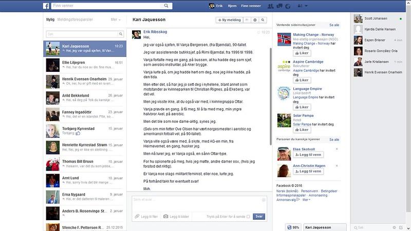vanja kari facebook