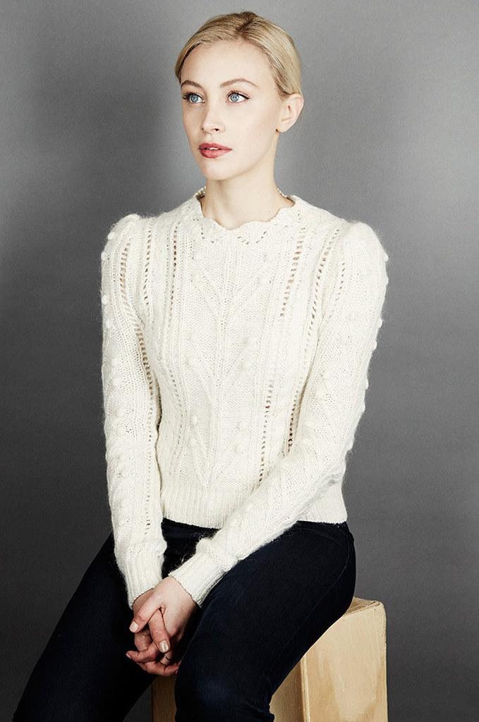Сара Гадон — Фотосессия для «Возмущение» на «Sundance» 2016 – 5