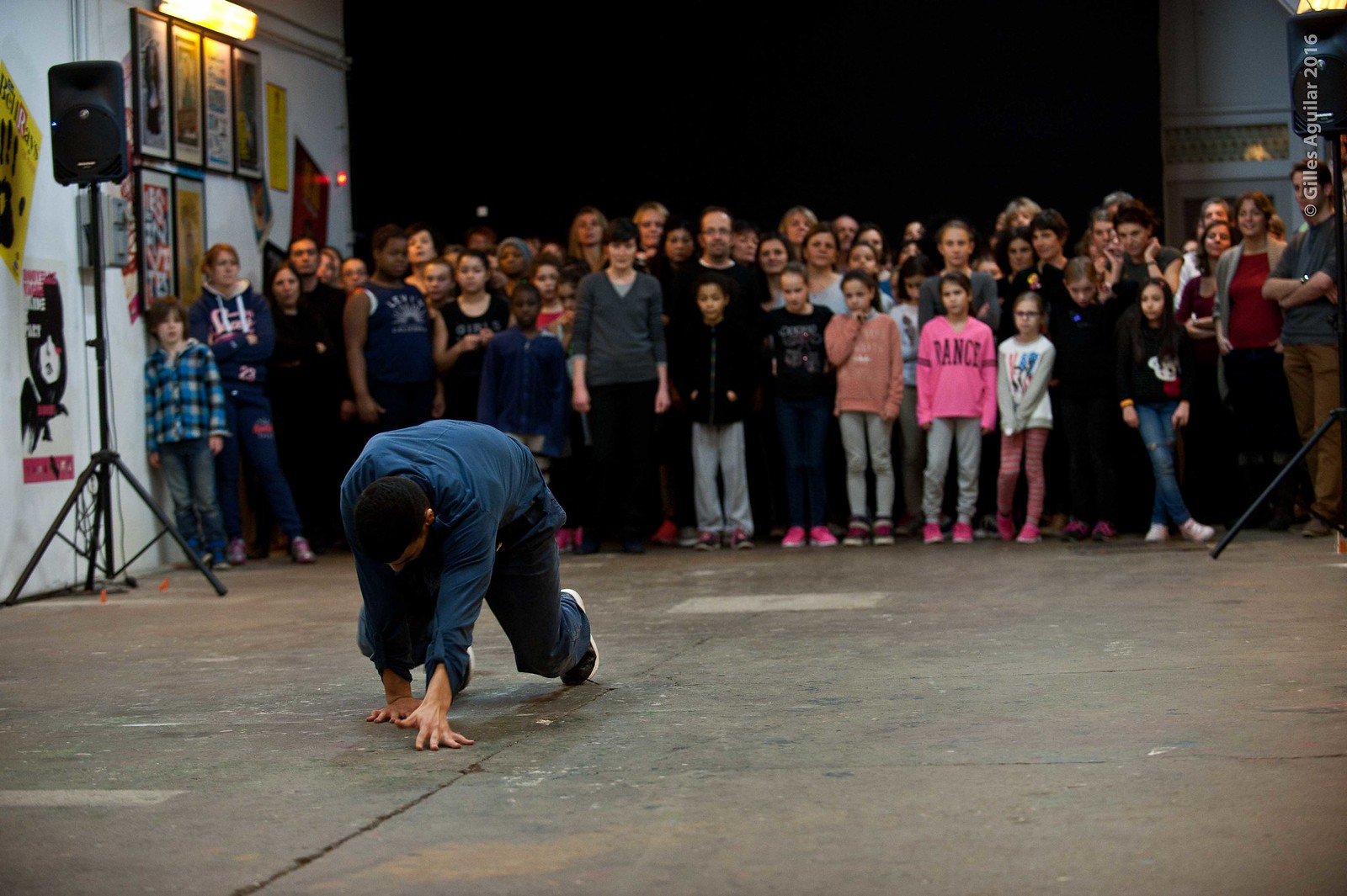 répétition 28/01 DÉFILÉ Biennale de la Danse